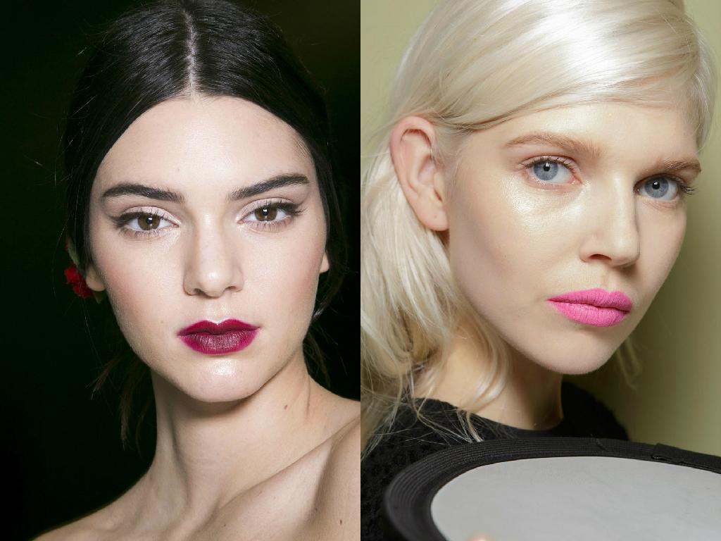 Vľavo Dolce & Gabbana, vpravo Aquilano Rimondi