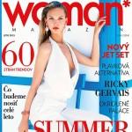 WOMAN MAGAZÍN LETO 2015: SUMMER WIND