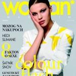 WOMAN MAGAZÍN JAR 2016: COLOUR & FLASH