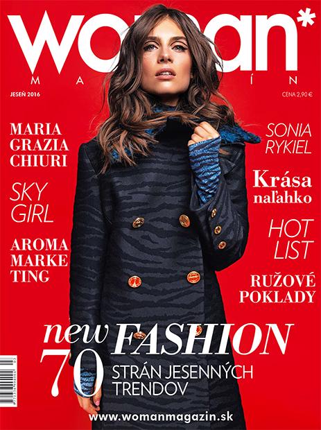 e28b91d359 Ešte oveľa viac sa dozviete v jesennom vydaní Woman magazínu