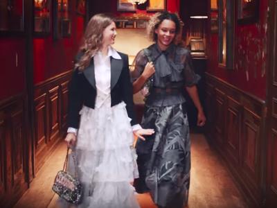 Lekcia salsy od Chanelu