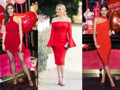 Valentínska červená