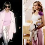 Inšpirovala Anna Wintour štýl Carrie Bradshaw?