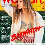 WOMAN MAGAZÍN LETO 2017: BAYWATCH