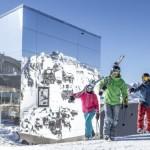 Zimná dovolenka v Rakúsku