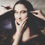 Mona so zmyslom pre humor