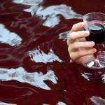 Kúpele z červeného vína