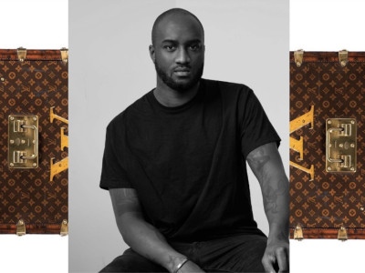 Virgil Abloh: Od tričiek Kanyeho Westa do kresla v Louis Vuitton