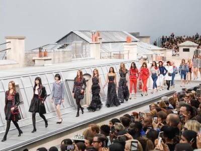 Chanel na parížskych strechách