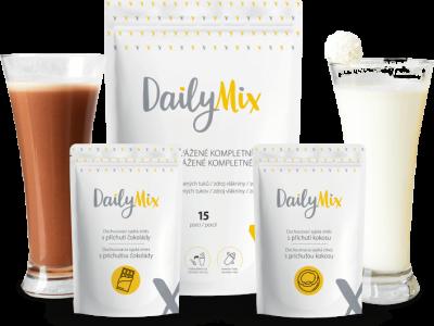 DailyMix, revolúcia v rýchlom a nutrične vyváženom stravovaní