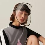Ochranný štít à la Louis Vuitton