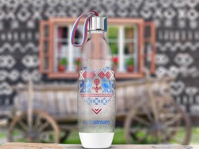 SodaStream hrdo predstavuje novú fľašu s najkrajším motívom. Pre každého, kto má Slovensko v srdci